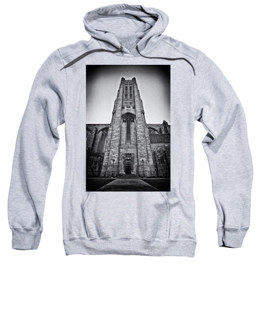 Cj Schmit Sweatshirt featuring the photograph Stand Tall Stand Strong by CJ Schmit