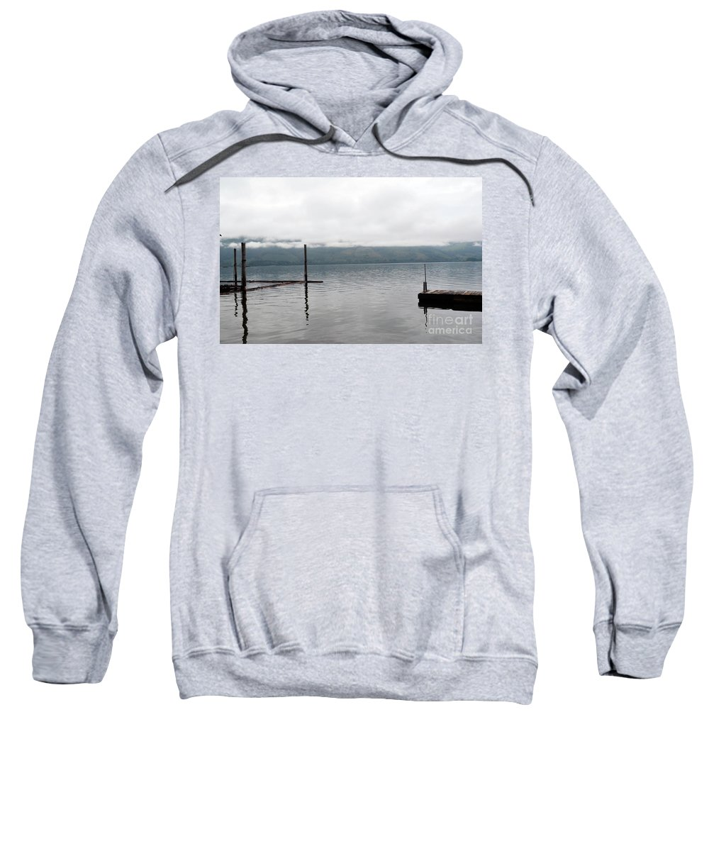 Ocean Sweatshirt featuring the photograph Sunrise by Traci Cottingham