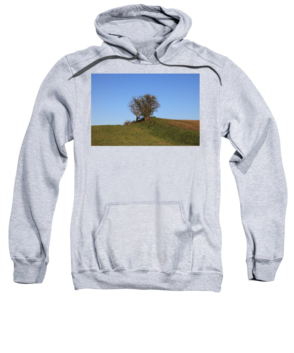 Tree Sweatshirt featuring the photograph Tree In The Country by Francesco Scali