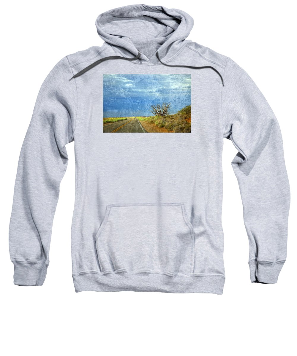 Arches National Park Sweatshirt featuring the photograph Welcome To The Magic Of Arches National Park by John Stephens