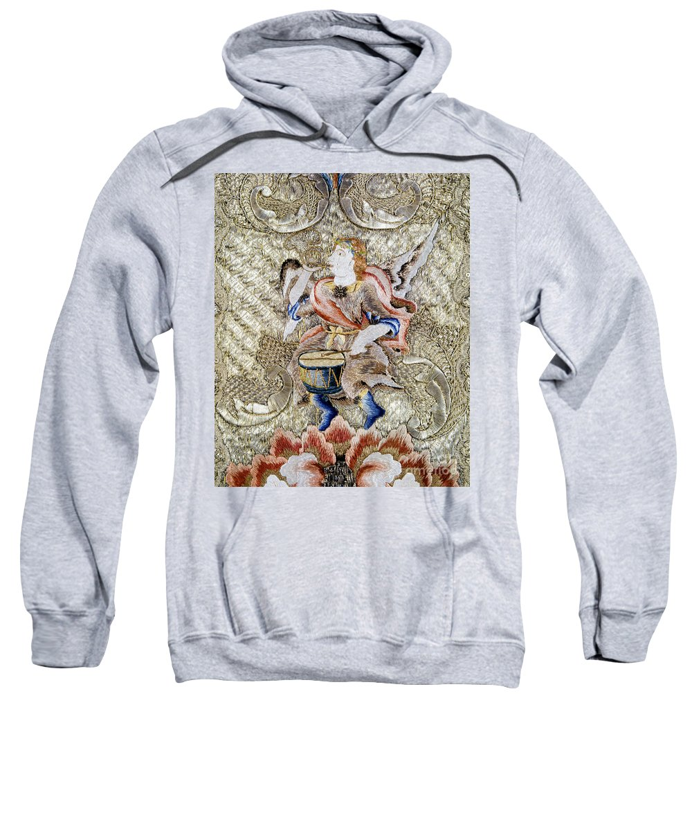 18th Century Sweatshirt featuring the painting Chasuble, 18th Century by Granger