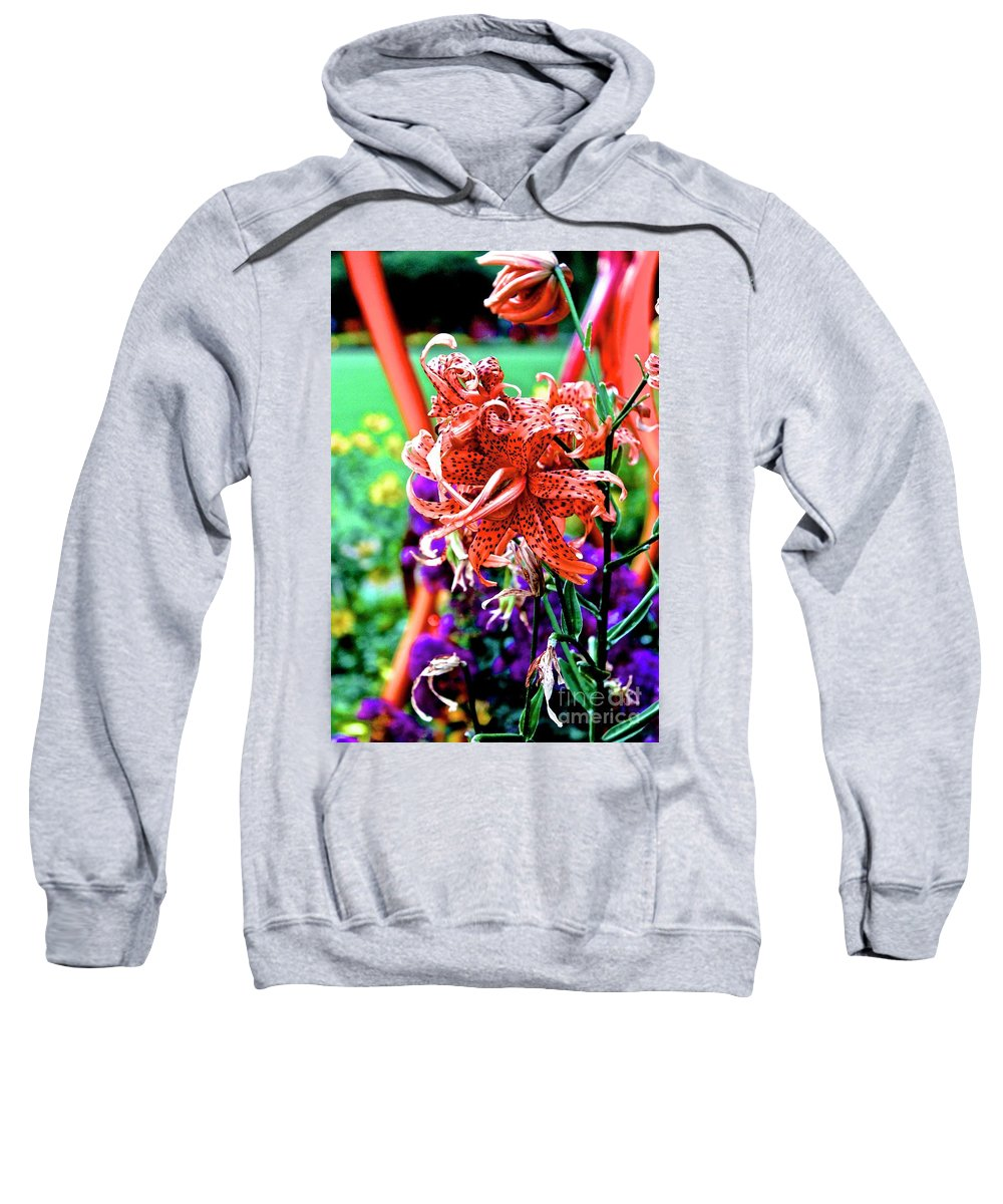 Canon T3i Eos Rebel Sweatshirt featuring the photograph 01142017105 by Debbie L Foreman