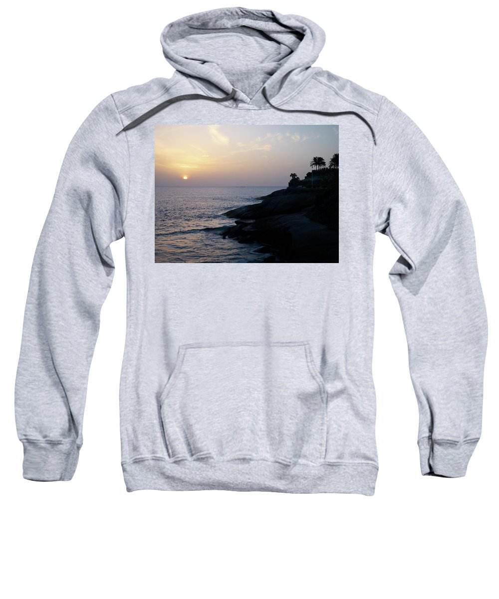 Fanabe Sweatshirt featuring the photograph Fanabe Evening 2 by Jouko Lehto