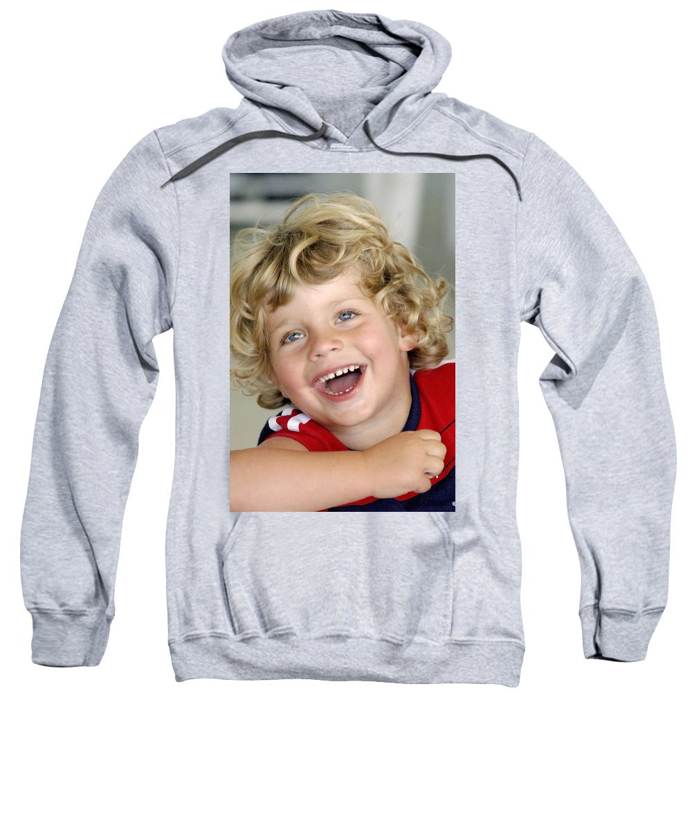 Happy Contest Sweatshirt featuring the photograph Happy Contest 9 by Jill Reger