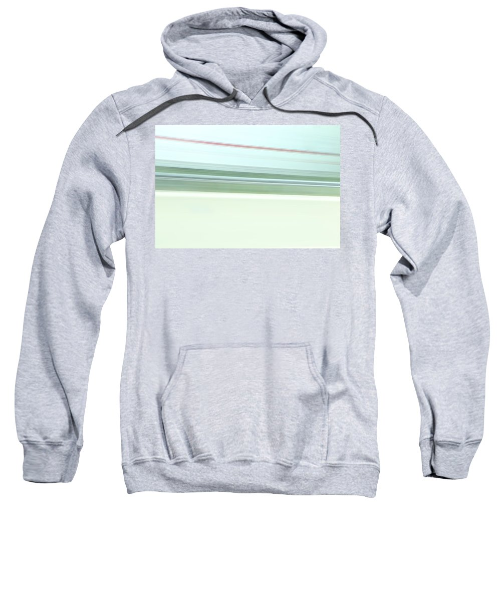 Photography Sweatshirt featuring the photograph I-80 by Kevin Cote