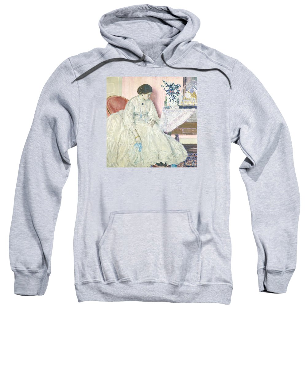 Painting Sweatshirt featuring the painting Memories by Mountain Dreams