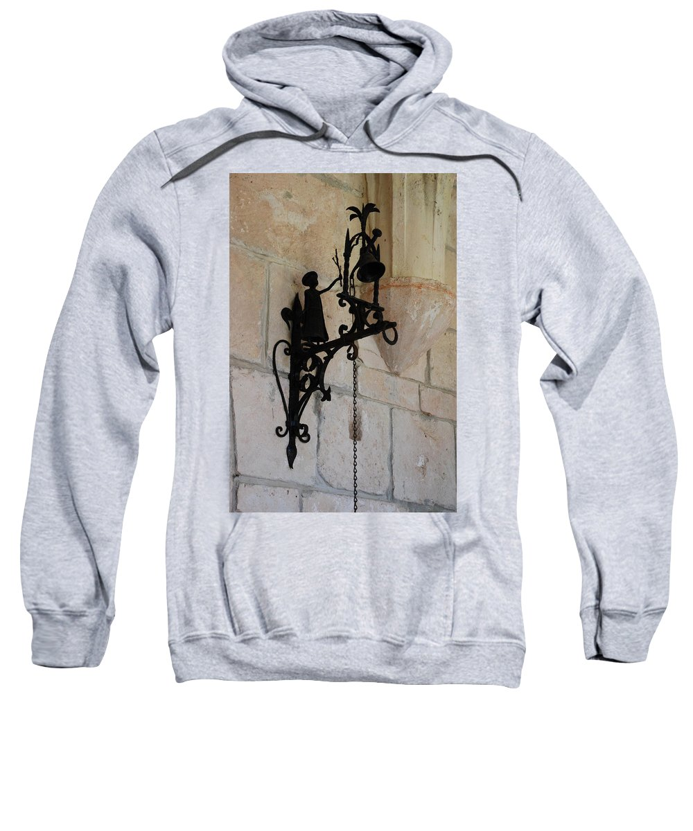 Architecture Sweatshirt featuring the photograph Miami Monastery Bell by Rob Hans