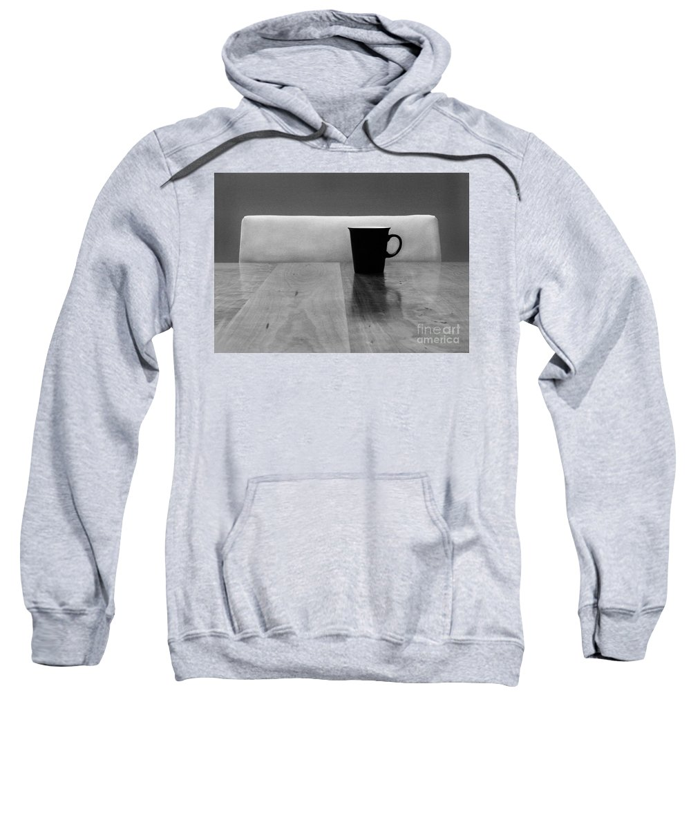 Black Sweatshirt featuring the photograph Missing by Dana DiPasquale