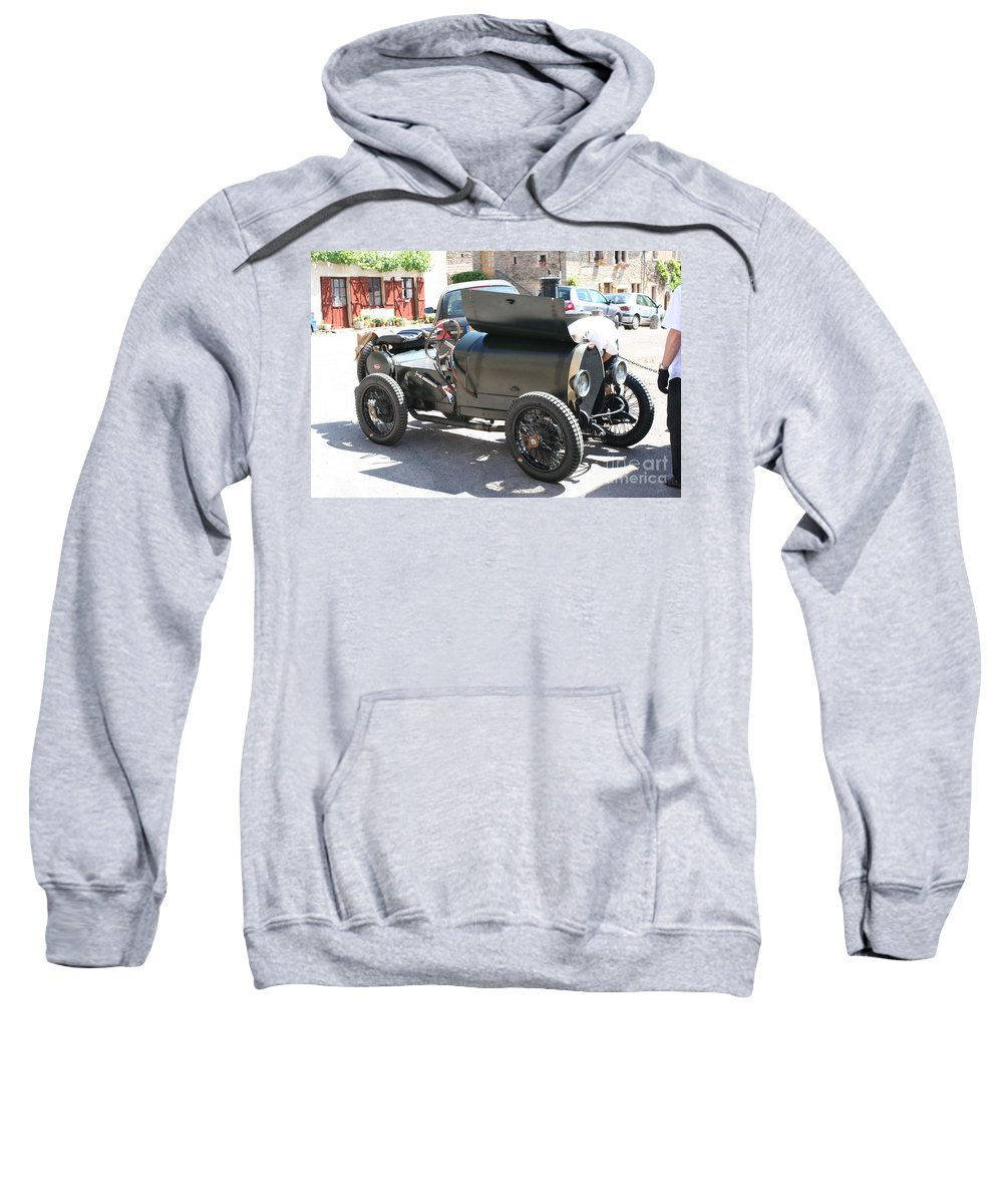 Oldtimer Sweatshirt featuring the photograph Oldtimer by Christiane Schulze Art And Photography