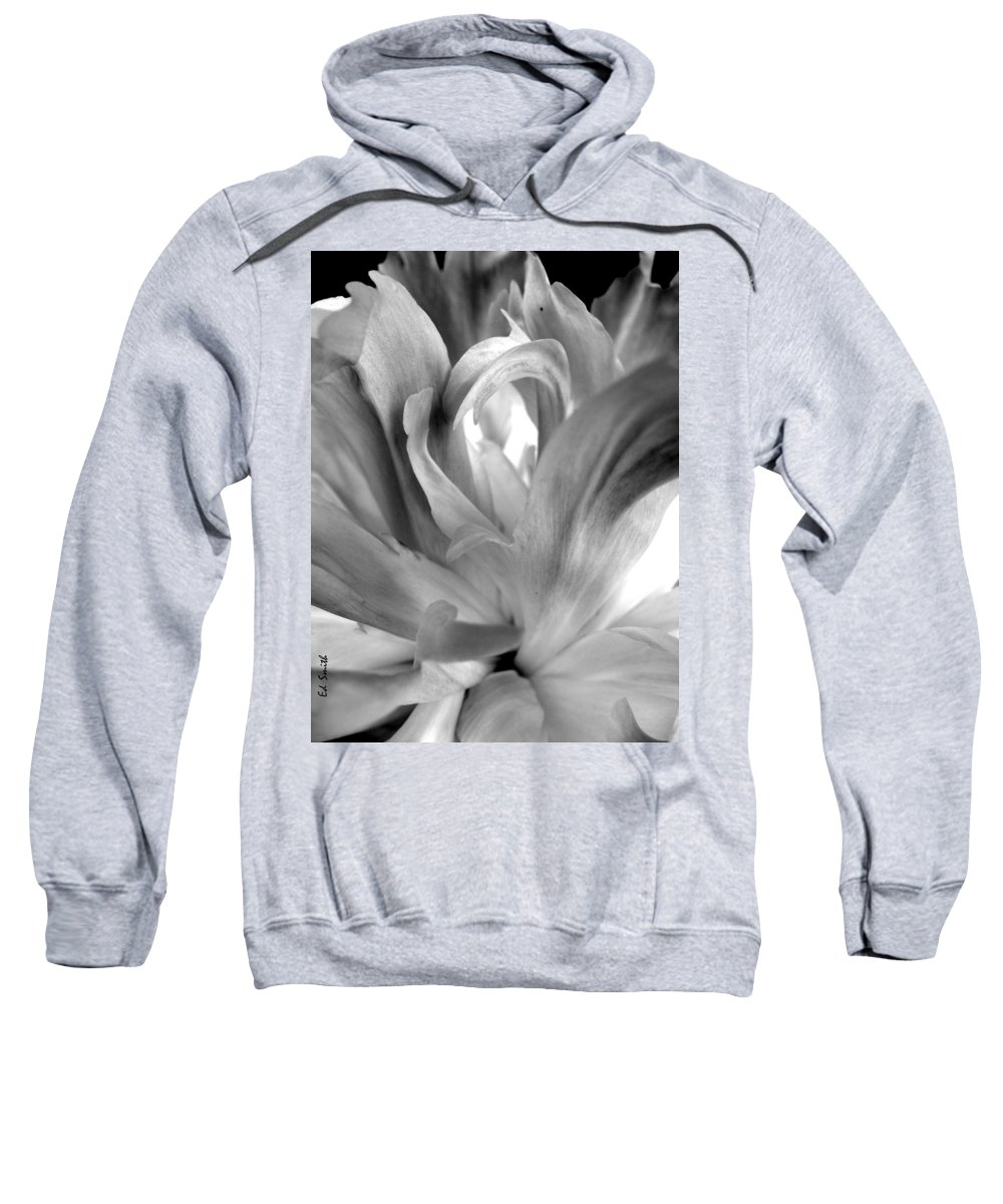 Peace Sweatshirt featuring the photograph Peace by Ed Smith