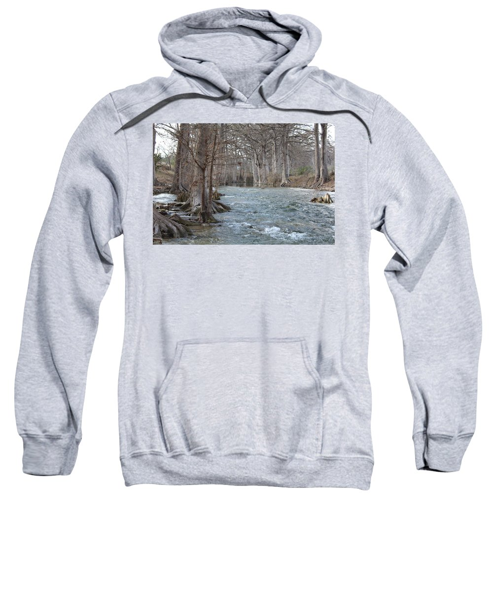 Landscape Sweatshirt featuring the photograph Relaxation by Janet Willis