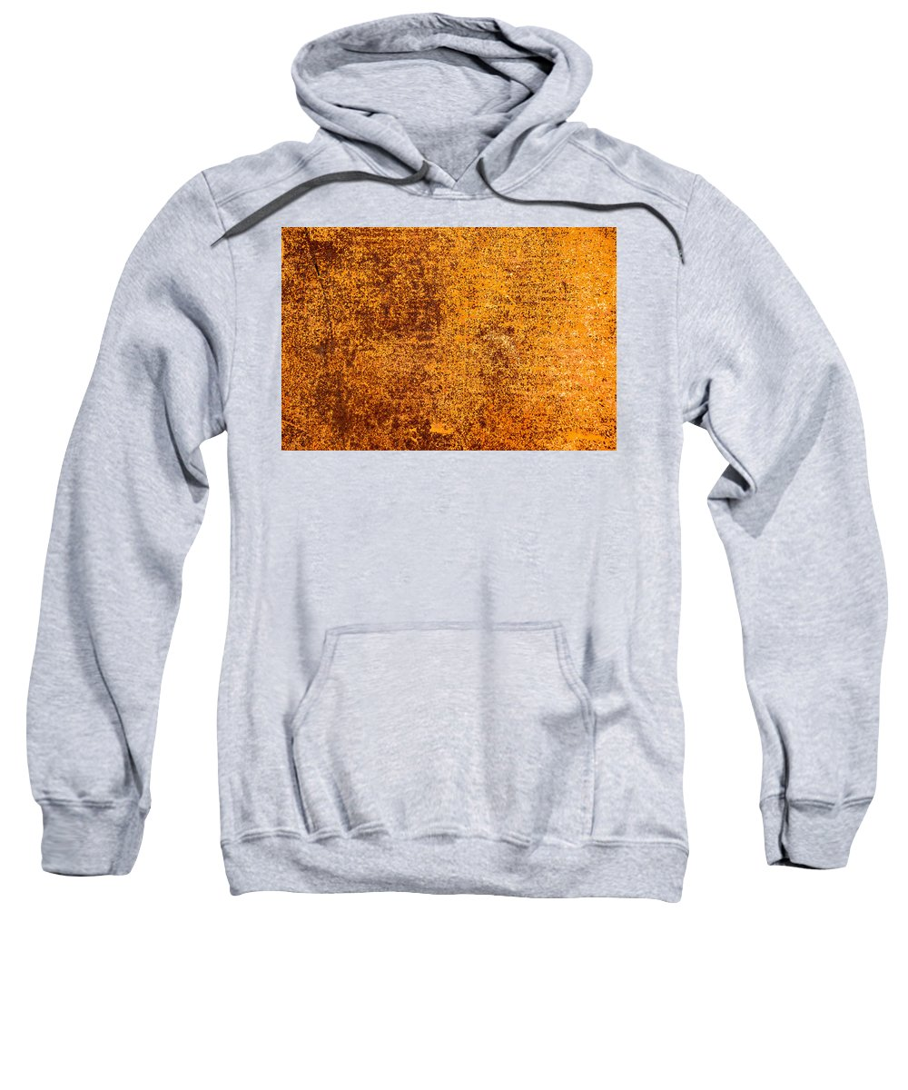 Abstract Sweatshirt featuring the photograph Old Forgotten Solaris by John Williams