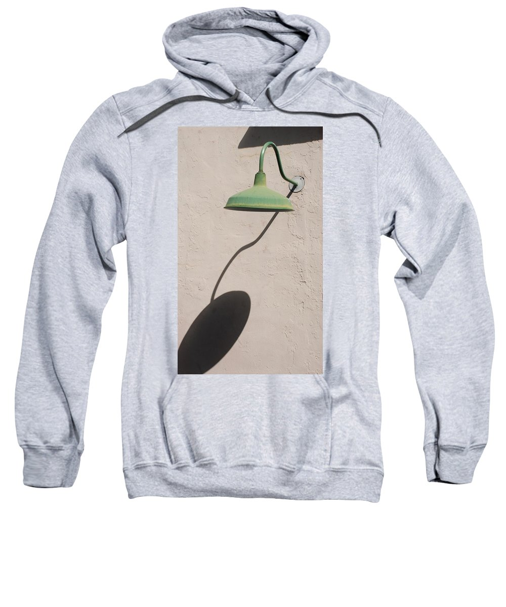 Art Sweatshirt featuring the photograph Shadow Lamp by Rob Hans