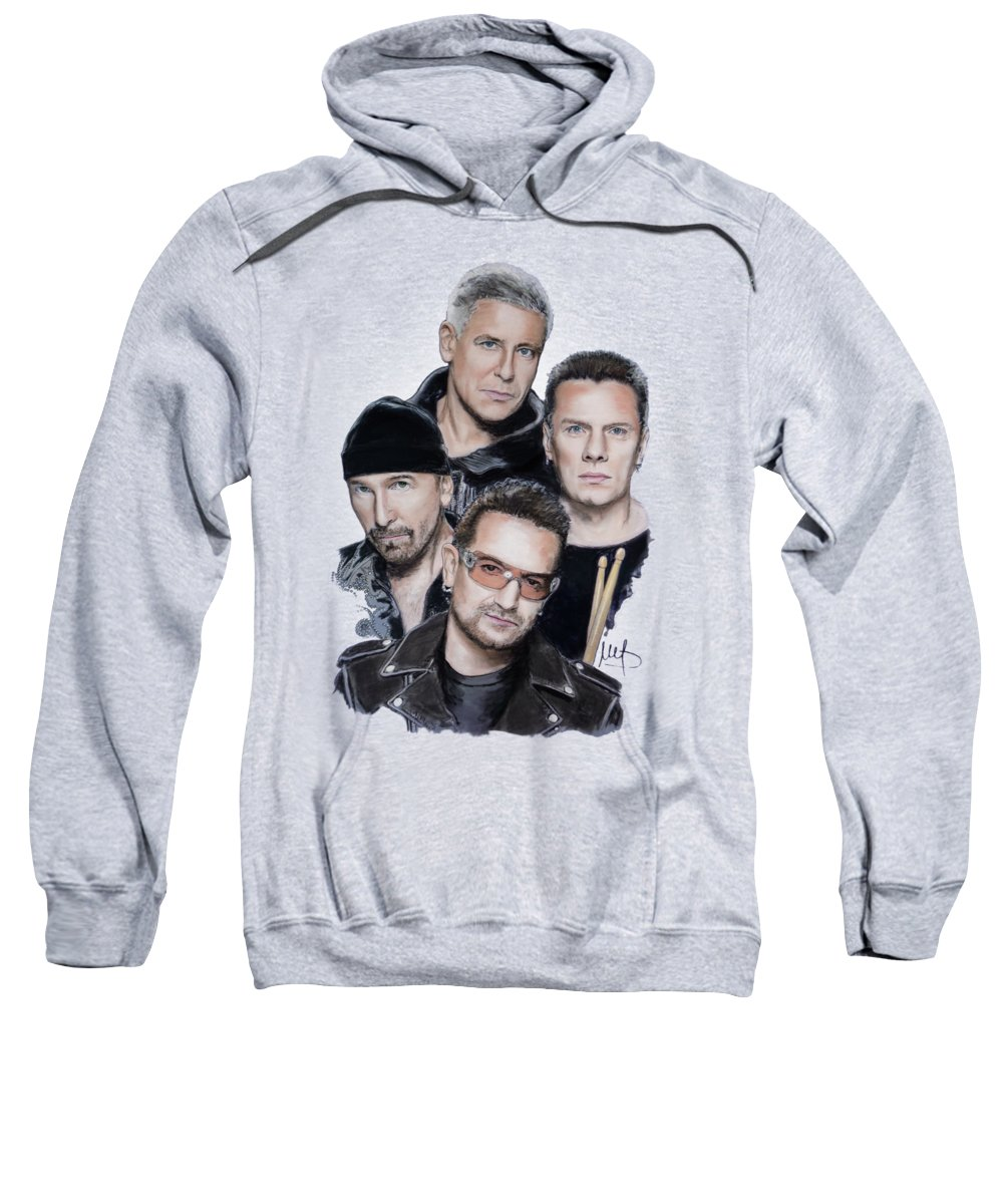 Bono Hooded Sweatshirts T-Shirts