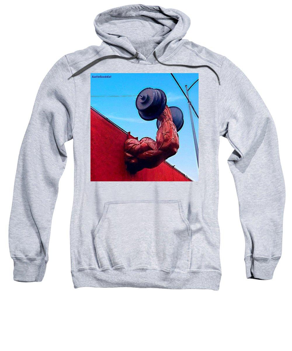 Workout Hooded Sweatshirts T-Shirts