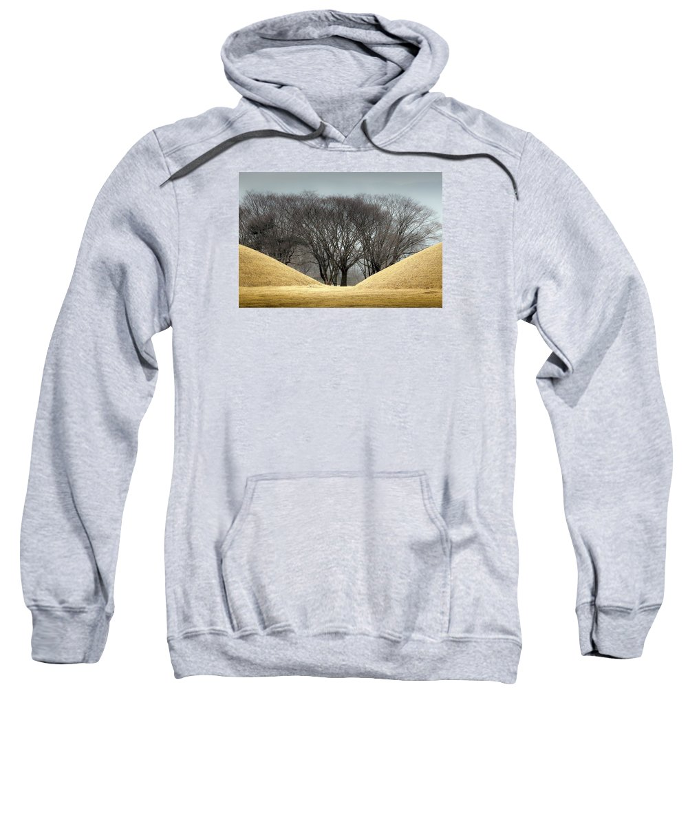 Non_city Sweatshirt featuring the photograph Nature by FL collection