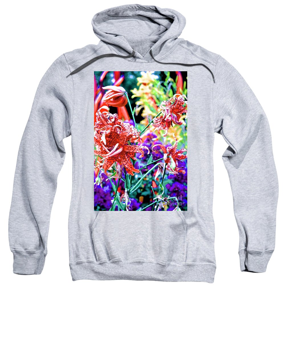 Canon T3i Eos Rebel Sweatshirt featuring the photograph 10142017107 by Debbie L Foreman