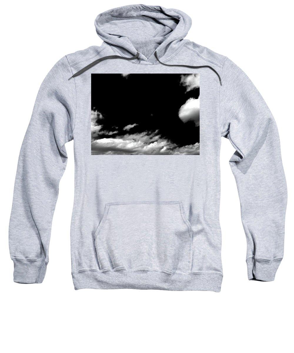 Sky Sweatshirt featuring the digital art Sky by Mery Moon