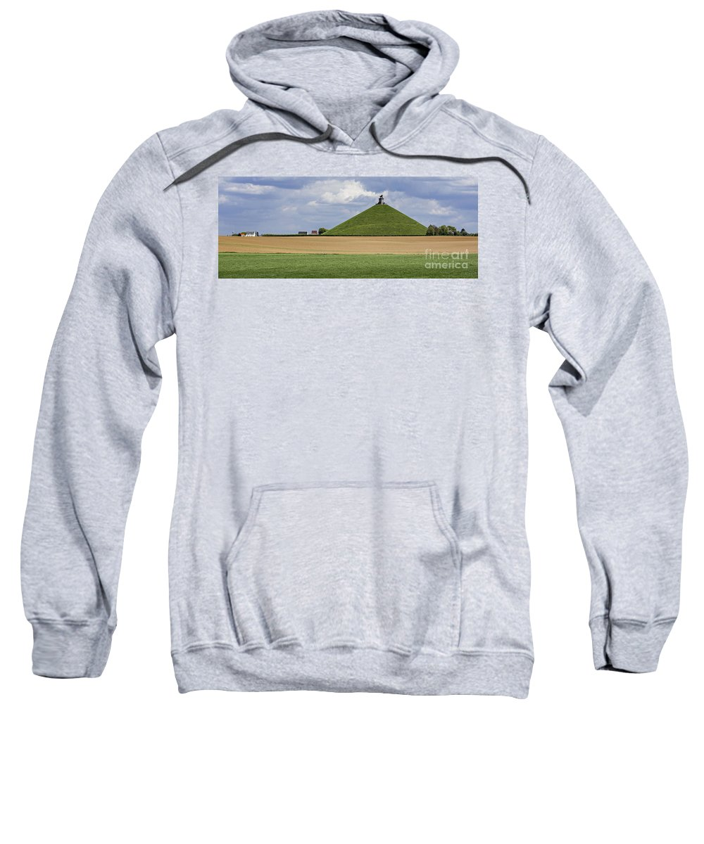 Lion Hill Sweatshirt featuring the photograph 150403p364 by Arterra Picture Library