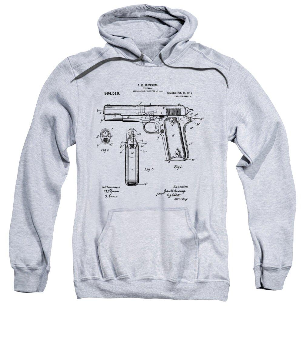 Firearm Hooded Sweatshirts T-Shirts