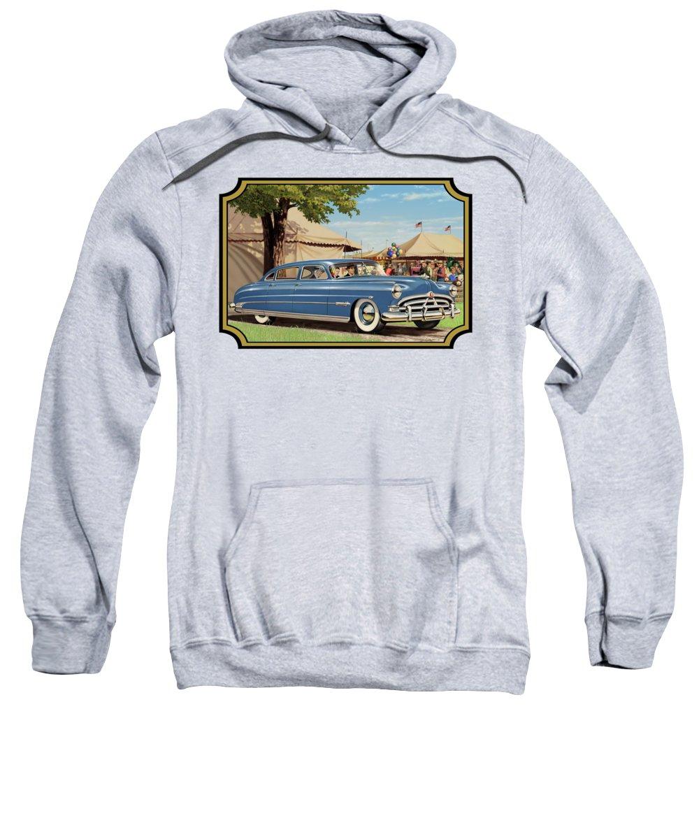 1950s Fashion Sweatshirts