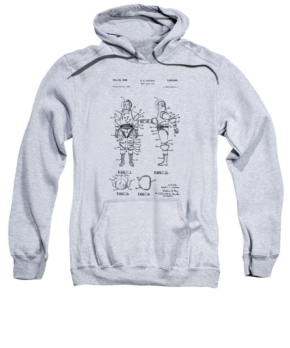 Space Ships Hooded Sweatshirts T-Shirts