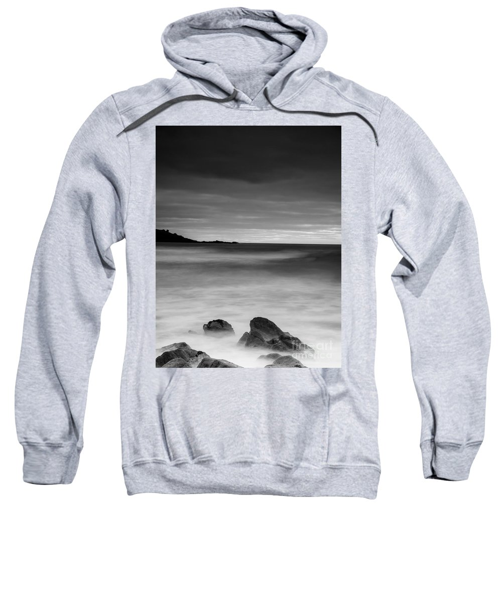 Fine Art- St Ives By Phill Potter Sweatshirt featuring the photograph Fine Art - St Ives by Jenny Potter