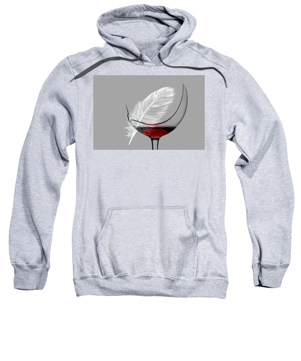 Aesthetics Sweatshirt featuring the photograph Fragile by Manfred Lutzius