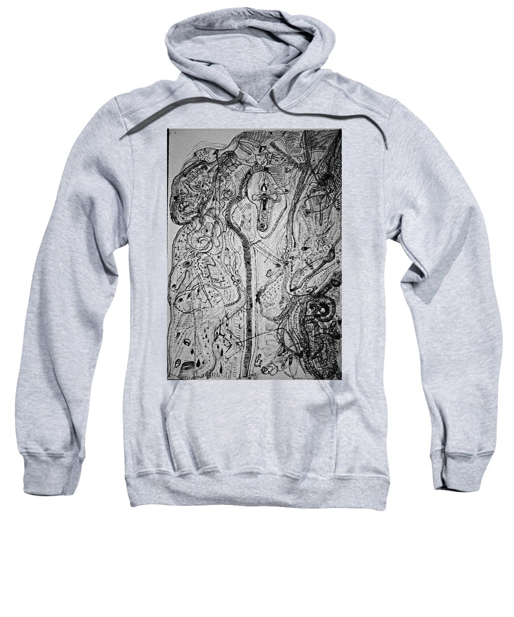 Gloria Photosgloria Photospineapple2pineapple Sweatshirt featuring the photograph Jesus Lamb Of God by Gloria Ssali