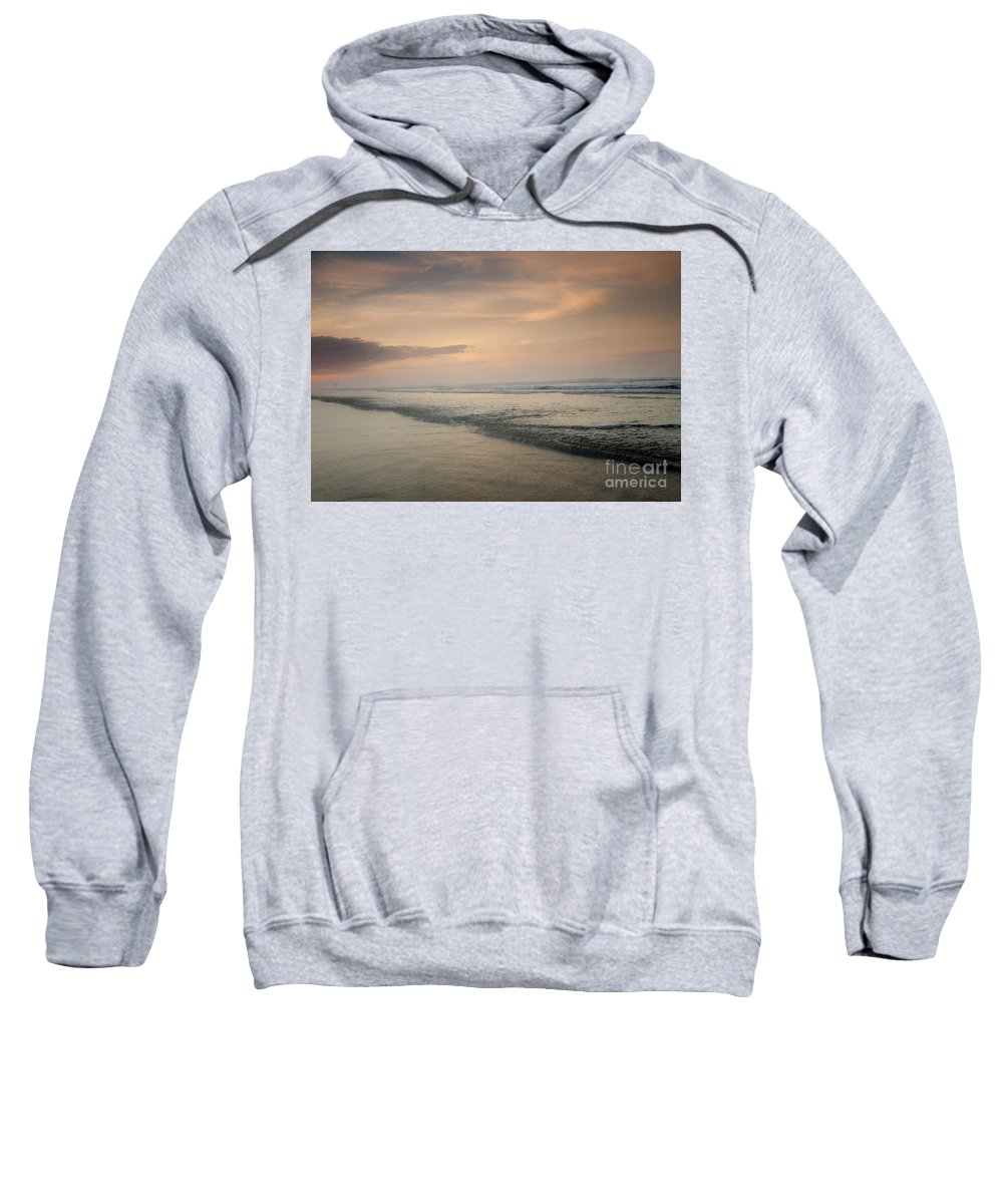 Ocean Sweatshirt featuring the photograph Ocean View by Iris Greenwell