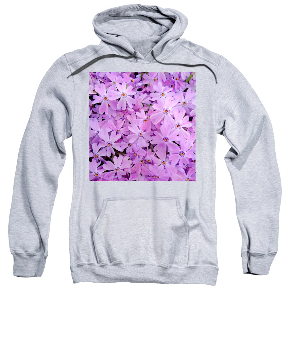 Pink Sweatshirt featuring the photograph Pink Spring by Wendy Yee