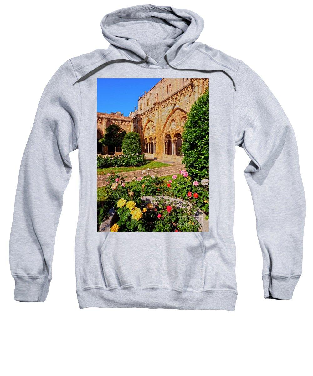 Spain Sweatshirt featuring the photograph Tarragona, Spain by Karol Kozlowski