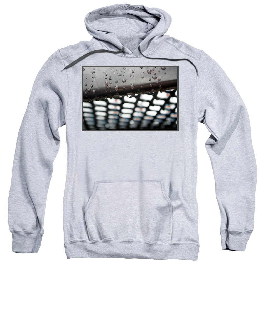Water Sweatshirt featuring the photograph Water by Mark Ashkenazi
