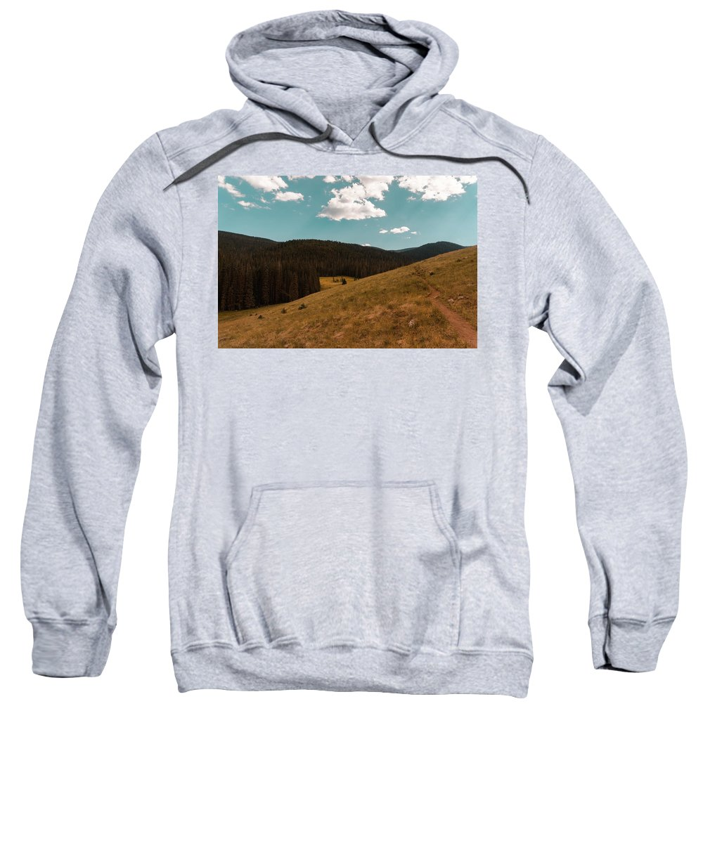 Landscape Sweatshirt featuring the photograph 233pm by Joshua Hernandez