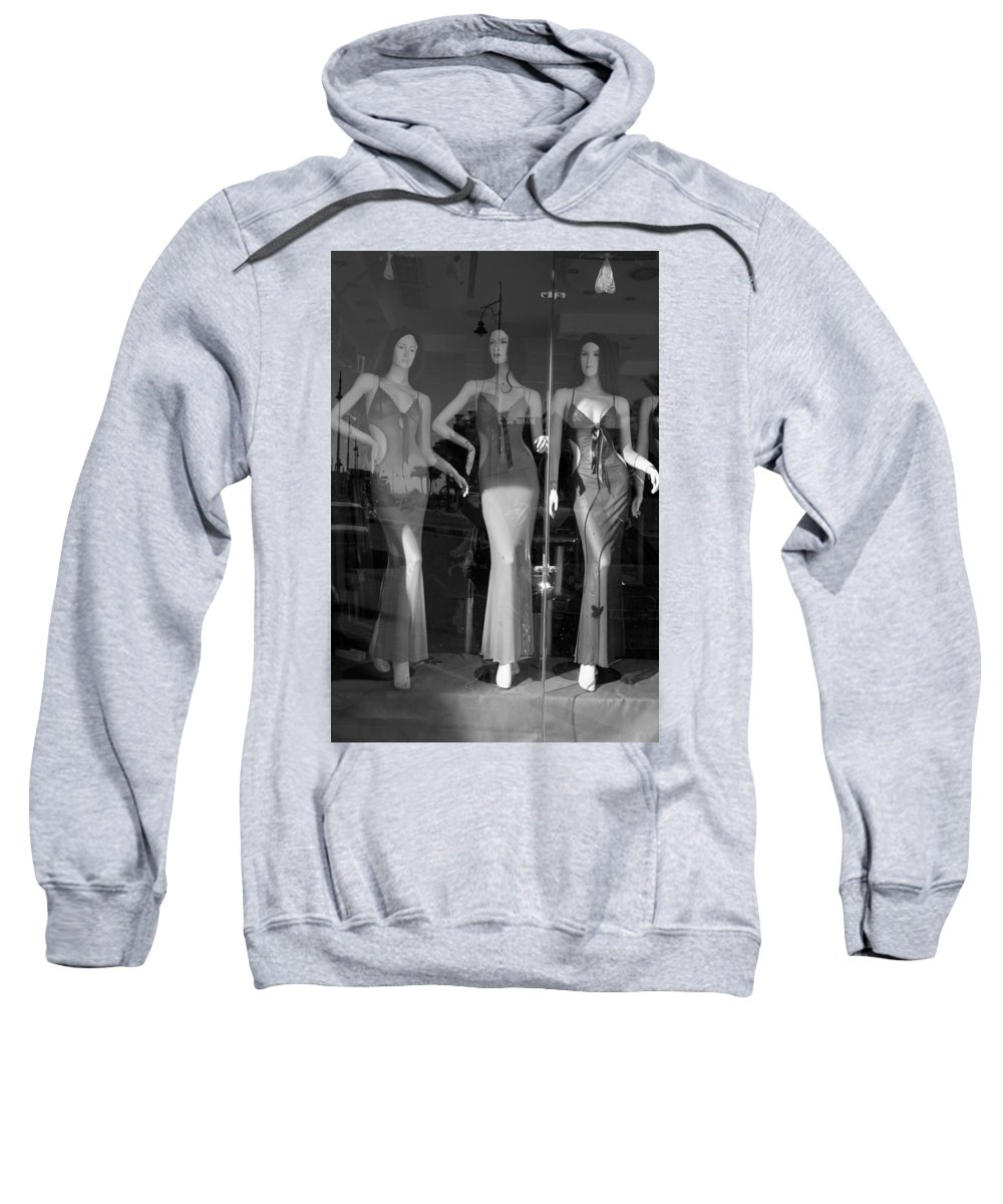 Jez C Self Sweatshirt featuring the photograph Come On In by Jez C Self