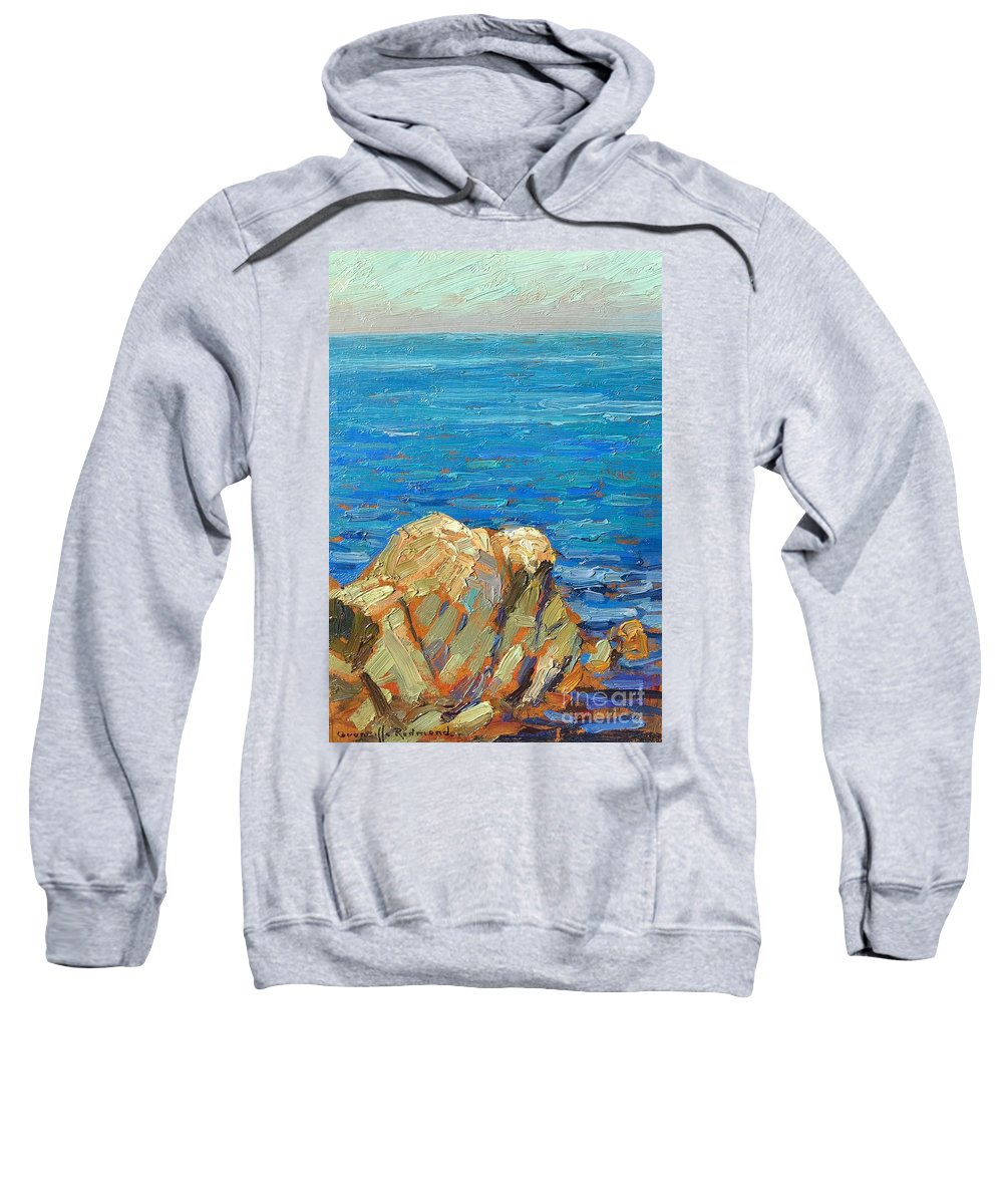 We Buy And Sell All Quality Paintings Granville Redmond. Please Call Us Today (310) 570-5679 Sweatshirt featuring the painting Granville Redmond by Granville Redmond