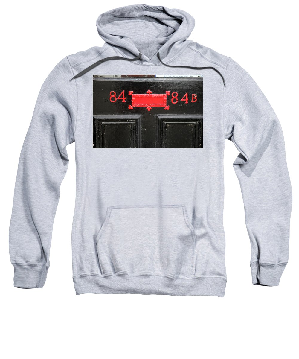 Bradford Sweatshirt featuring the photograph Is That You by Jez C Self
