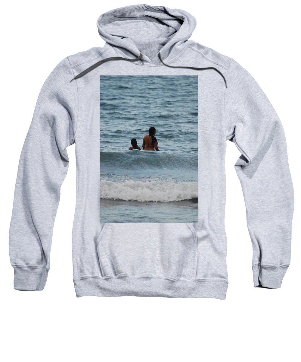 Sexy Sweatshirt featuring the photograph Brazilian Beauty by Rob Hans