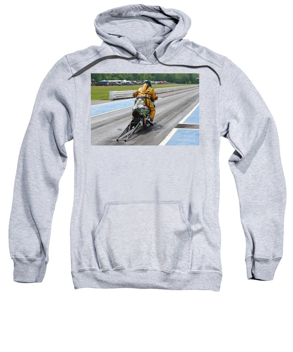 06-15-2015 Sweatshirt featuring the photograph 8741 06-15-2015 Esta Safety Park by Vicki Hopper