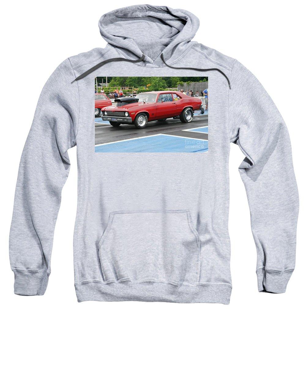 06-15-2015 Sweatshirt featuring the photograph 8924 06-15-2015 Esta Safety Park by Vicki Hopper