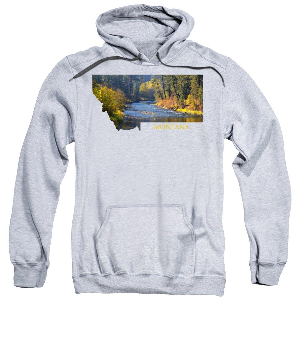 Montana Landscape Sweatshirts
