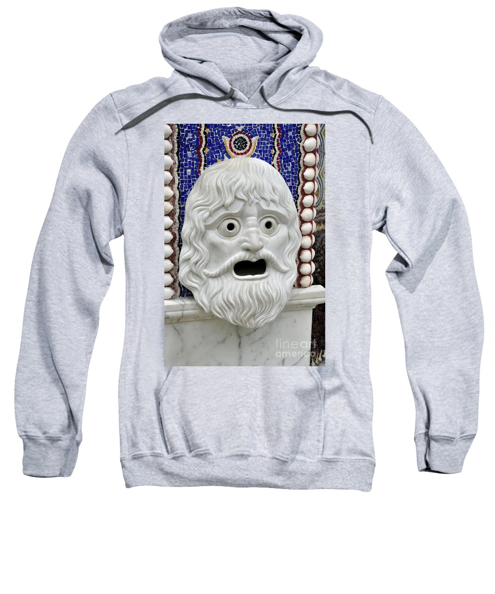 Tlle Sweatshirt featuring the photograph Aaaack by Clayton Bruster