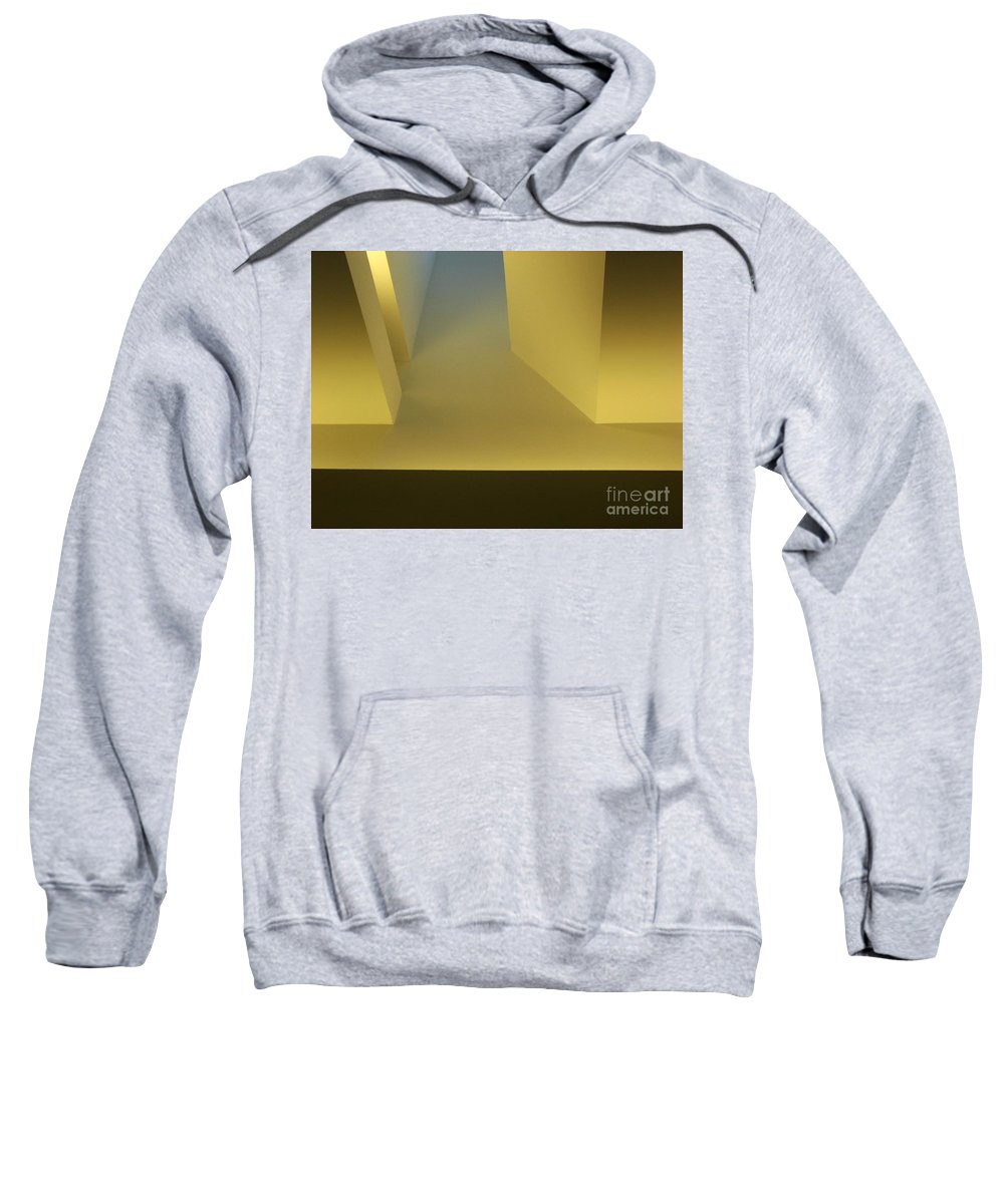 Yellow Sweatshirt featuring the photograph Above Series 4.0 by Dana DiPasquale