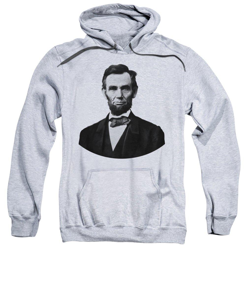 Abraham Lincoln Hooded Sweatshirts T-Shirts