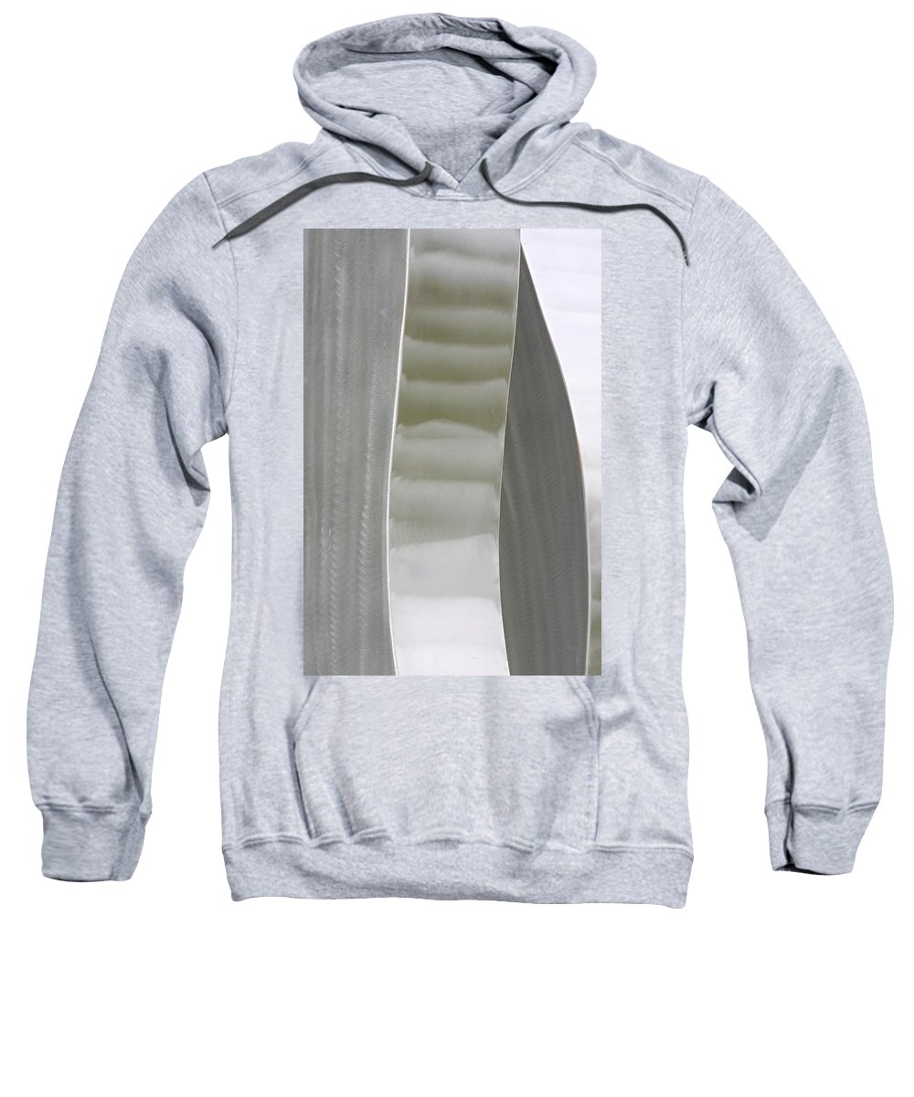 Abstracts Sweatshirt featuring the photograph Abstract Three Fine Art by James BO Insogna