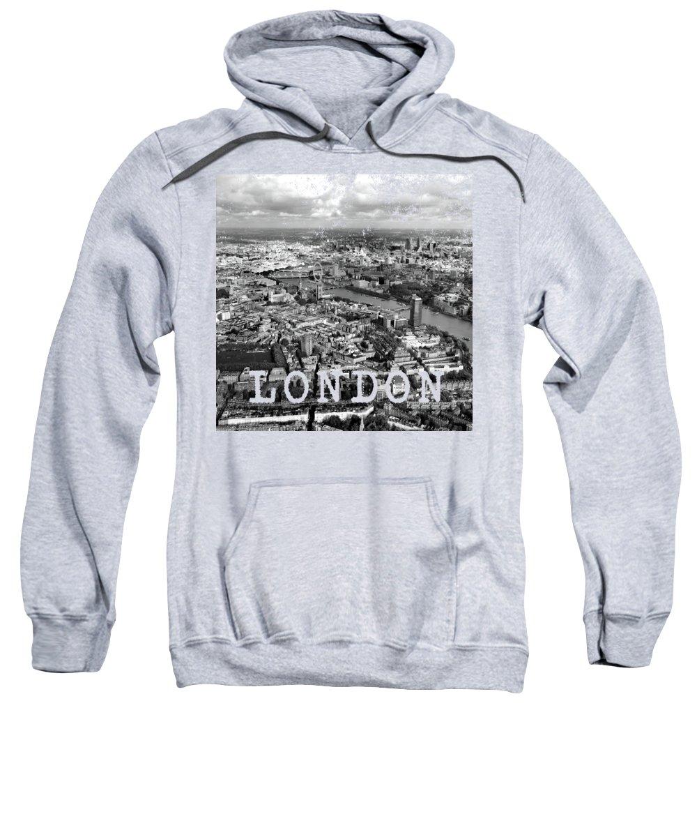 London Skyline Hooded Sweatshirts T-Shirts