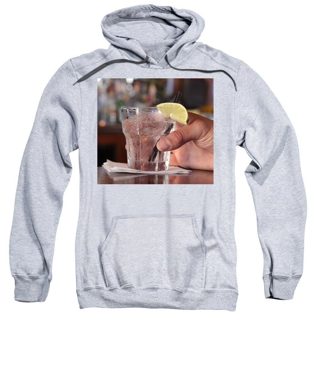 Cocktail Sweatshirt featuring the photograph After Hours by Robert Pearson