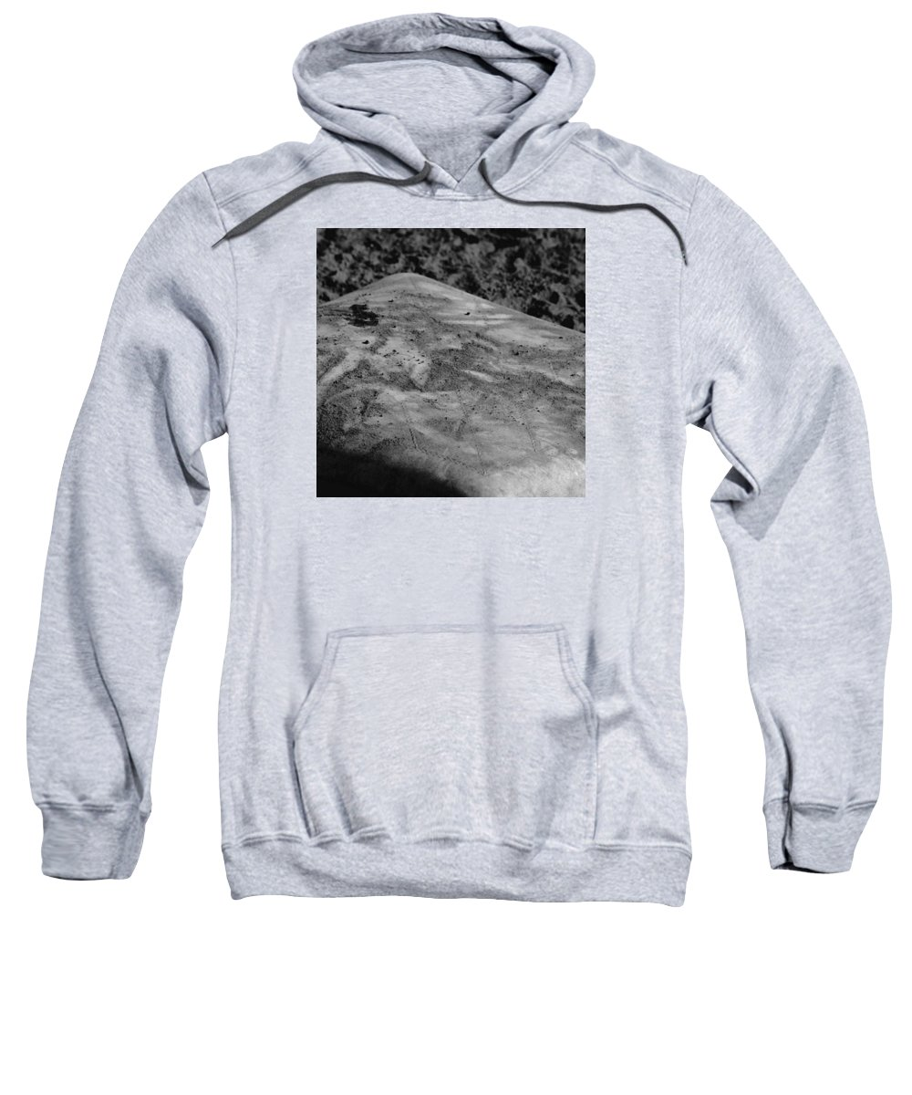 Baseball Sweatshirt featuring the photograph Almost Home  by Leah McPhail