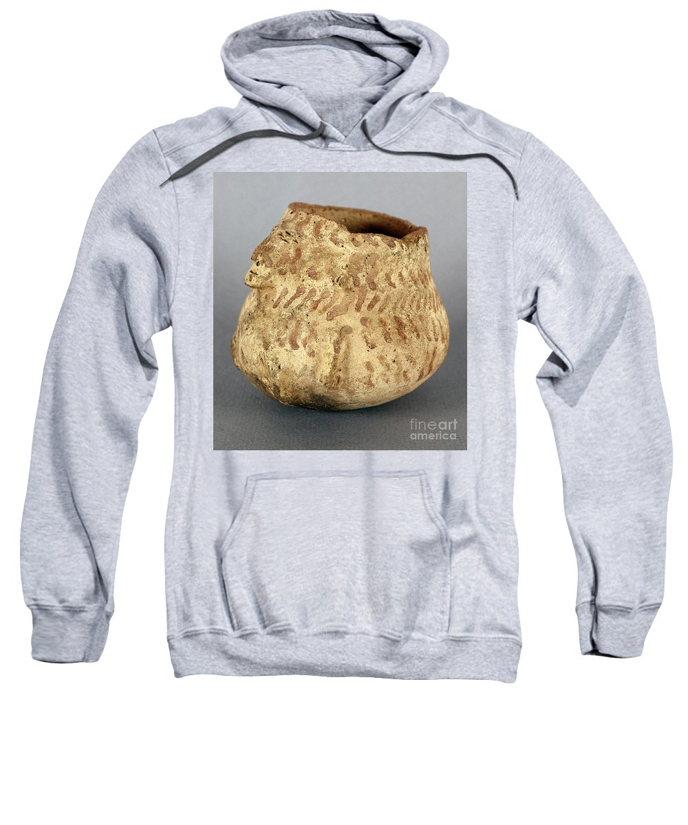 1000 Sweatshirt featuring the photograph Anasazi Bowl by Granger