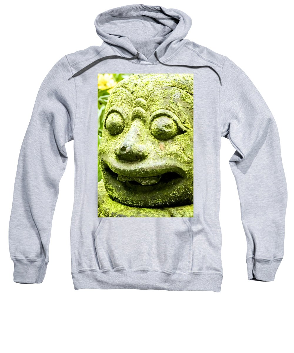 African Culture Sweatshirt featuring the photograph Ancient Artifacts 1 by Jijo George